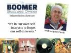 August on The Boomer Business Owner with Charlie Poznek
